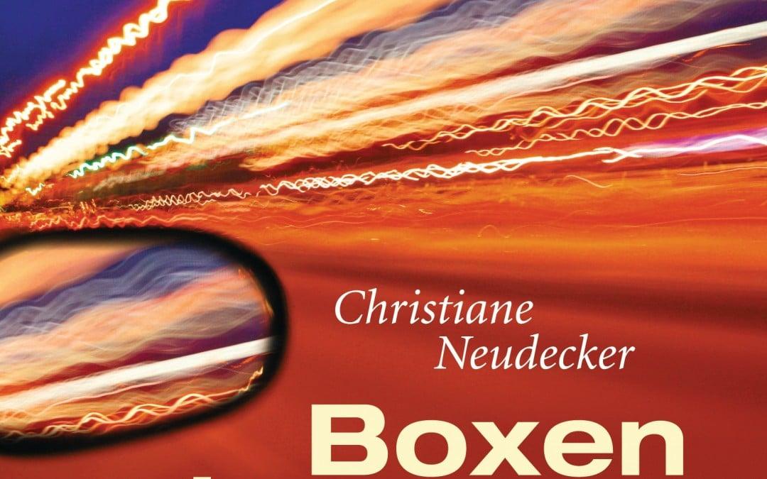 Berliner Buchnacht: Lesung aus Boxenstopp