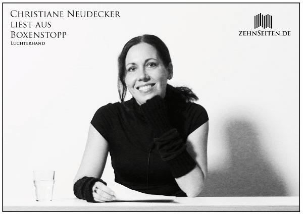 Autorin: Christiane Neudecker, Foto: zehnseiten.de