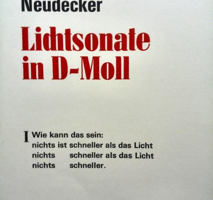 Lichtsonate in D-Moll